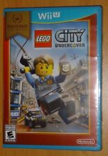 LEGO City Undercover Nintendo Selects (Nintendo Wii U) NEW SEALED Video Game