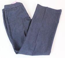 Issac Mizrahi For Target Dress Pants Slacks Career Wear Women's Size 4 Blue (Q)