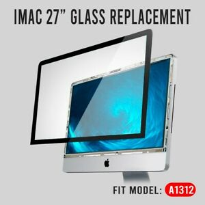 A1312 Apple iMac 27 inch 2009 2010 & 2011 Glass Panel Display Replacement