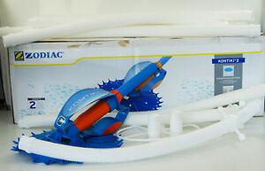 Zodiac Kontiki 2 Automatic Hydraulic Pool Cleaner Vac Above Ground Pools + Spas