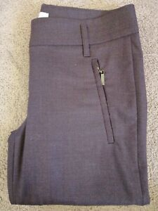 Brunello Cucinelli Brown Business Work Pants Size 38 LIKE NEW
