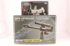 Transformers Masterpiece MP05 Megatron & Justitoys Upgrade Takara
