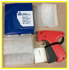 """Top of the Line Avery Dennison Fine Tagging Gun w/needle and 1000 2"""" Barbs"""