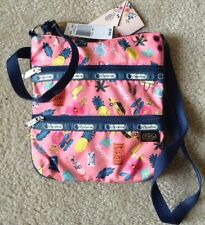 LeSportsac X Rifle Co. Kylie Cross Body Bag Tropical Voyage, One Size