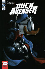 Duck Avenger #1 Comics Dell'Otto Donald EXCLUSIVE  IDW Trade Dress Variant B