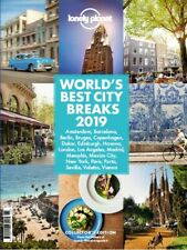 Lonely Planet World's Best City Breaks 2019 Magazine Travel / Vacation
