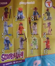 Playmobil figure Scooby Doo serie 1 + Poster