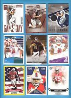 DAK PRESCOTT RC JERSEY #99+ 5 RC + EZEKIEL ELLIOTT 3 ROOKIE CARDS DALLAS COWBOYS