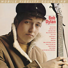 Bob Dylan - Bob Dylan (MFSL Hybrid-SACD)