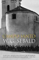 CAMPO SANTO ZECCA SEBALD W. G.