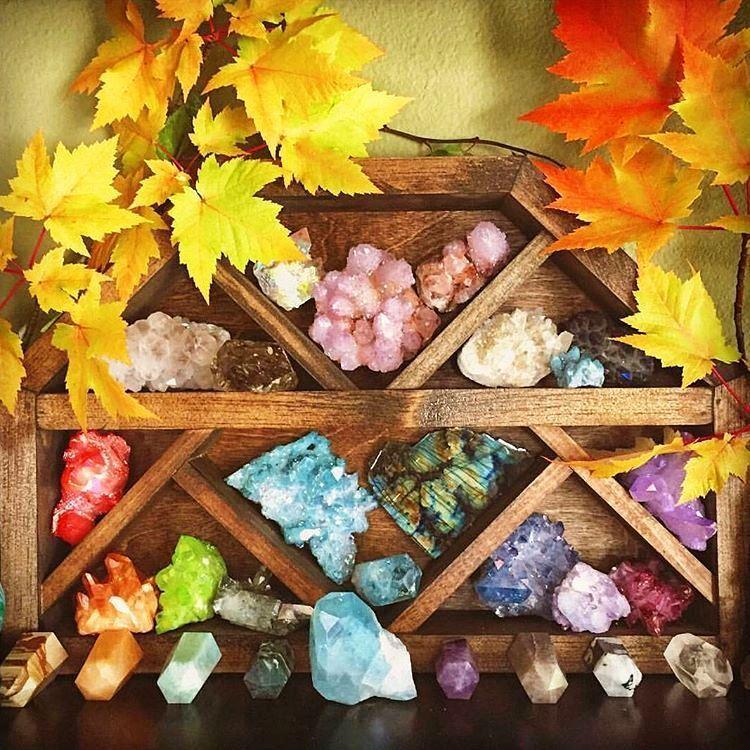 People Crystals