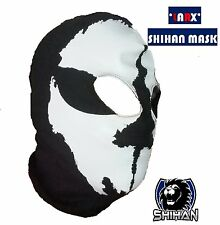 "NINJUTSU WARRIOR FACE MASK Hood ""larx"", 1 SIZE SENIOR, Balaclava"