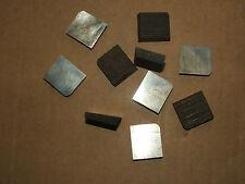 Milling/Turning Inserts HSS Stellite Type Knock in K9A Galtona 65-5 T15 x10 Tips