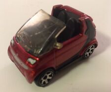 Matchbox Smart For Two Coupe Red Diecast Car 1:62 - NICE