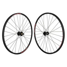 DT X 470 Rims 29er Mountain Bike MTB Wheelset 6B  28h QR Front 15mm Rear XD