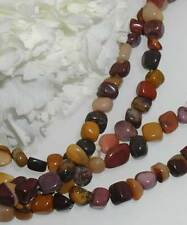 "MOUKAITE - 16"" strand - 4-5mm Pebbles - Pretty!"