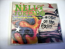 Nelly Furtado - *** On The Radio / Turn Off The Light - CD Maxi-Single, Enhanced