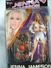 Adult Superstars Action Figure (Jenna Jameson)Halloween