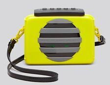 NWT $348 Marc by Marc Jacobs Out Loud Cassette Music Player Crossbody Bag!