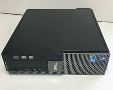Dell Optiplex 980 SFF Small Form Factor Tower i3 3.2GHz 4GB 250GB 3450 w/Adapter