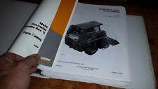 Case 1845C Uni-Loader Parts Catalog Manual Book