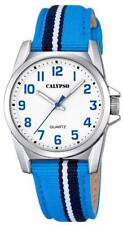 Calypso Kinderuhr by Festina Junior Collection K5707/2 hellblau Textil