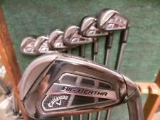 CALLAWAY  BIG BERTHA OS IRONS SPEEDSTEP 80 REGULAR STEEL