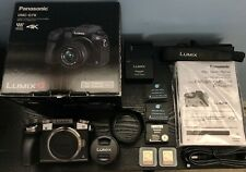 Panasonic Lumix DMC-G7 16.0MP Digital SLR Camera - Silver (Kit w/ 14-42 mm Lens)