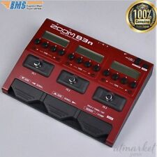 NEW ZOOM Bass Multi-Effects Processor B 3 n Musical instrument from JAPAN