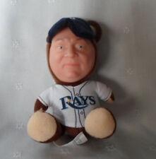 """7"""" Don Zimmer Baseball Tampa Bay Rays Baseball Plush Soft Toy Stuffed Animal"""