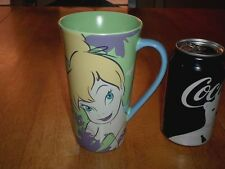 WALT DISNEY -- TINKERBELL, Ceramic Coffee Cup / Mug, Vintage