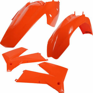 Acerbis Stock Colors Plastic Body Kit For KTM 300 450 525 EXC 2005-07
