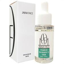 Niacinamida 1% 10% de zinc cara piel tono saldo Poros Minimizador acné Facial Serum