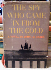 1964 The Spy Who Came In From The Cold 1st Ed 12th Impression