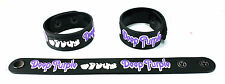Deep Purple NEW! Rubber Bracelet Wristband Free Shipping Machine Head aa240