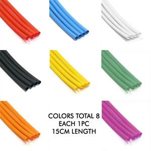 4mm Heat Shrink Tubing 8 Mix Colour 15cm Kit For Tube Sleeve Sleeving