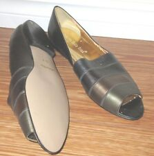 Vintage 1970's Made in Italy New 9M Leather Shoes