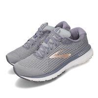 Brooks Adrenaline GTS 20 2E Extra Wide Blue Grey Women Running Shoes 120296 2E