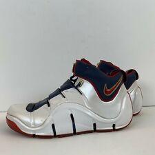 Nike Zoom LeBron IV 4 Playoff Basketball 2007 Release 314647 161 Size 10