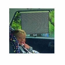 UNIVERSAL CAR WINDOW ROLLER BLIND SUN SHADE CLIPPASAFE NEW UK PRODUCT
