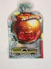 2010 Hot Wheels Wal Mart Holiday Hot Rods /'72 Ford Ranchero