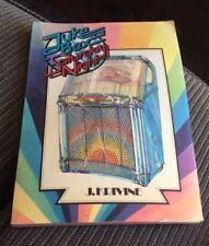 JukeBox Saturday Night Book By J.Krivine HardCover Juke Box