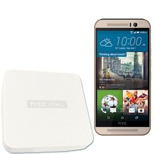 BNIB HTC One M9 32GB Gold On Silver Factory Unlocked 4G LTE 3G 2G GSM New