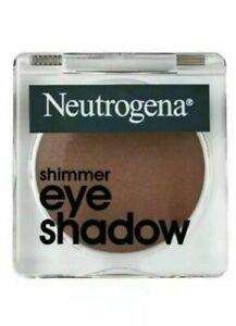Neutrogena Shimmer Eye Shadow With Vitamin E, Blunt Sienna #50 New Sealed