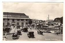 Roode Brug Soerabaja Surabaya Real Photo Postcard c1930s East Java Indonesia