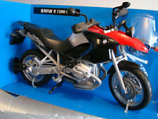 BMW R 1200 GS 2006 Red 1:12 New Ray