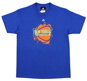 Adidas WNBA Youth New York Liberty Street Camp Tee