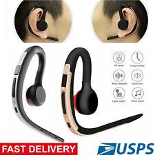 Wireless Bluetooth Earpiece Headset Handsfree Headphone for Samsung iPhone XR XS