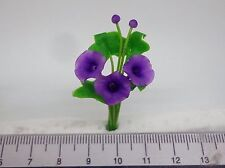 MORNING Glory fiori casa delle bambole miniatura Fiore, Giardino, Piante (PU)