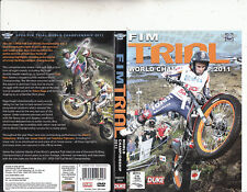 FIM Trial-World Championship 2011-[229 Minutes]-Motor Bike FIM-DVD